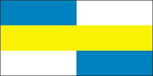 Líbeznice - vlajka