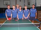 Obrázek družstva družstva A stolního tenisu 2011