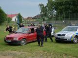 Obrázek galerie zásah Policie ŘR