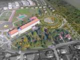 Nová škola z ptačí perspektivy