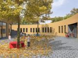 Atrium nové školy