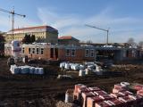 Stavba školy vstoupila do roku 2019