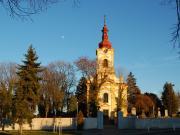 Ilustrační obrázek kostela sv. Martina