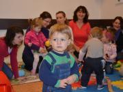 Otevření mateřského centra